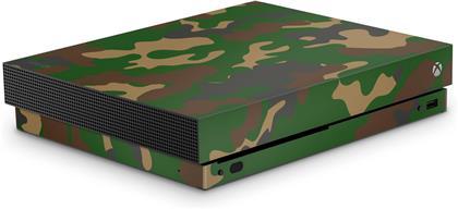 Skin XONE X - Camouflage Green - 3M