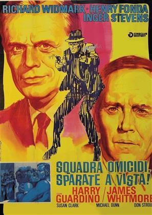 Squadra omicidi, sparate a vista! (1968) (Cineclub Mistery, Remastered)