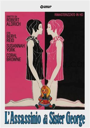L'assassinio di Sister George (1968) (Cineclub Mistery, Versione Rimasterizzata)