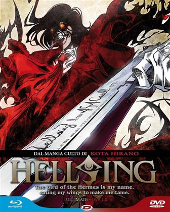 Hellsing - Ultimate OVA 1 & 2 (Limited Edition, Blu-ray + DVD)