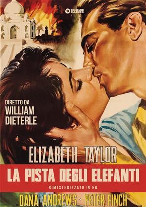 La pista degli elefanti (1954) (Cineclub Classico, Versione Rimasterizzata)