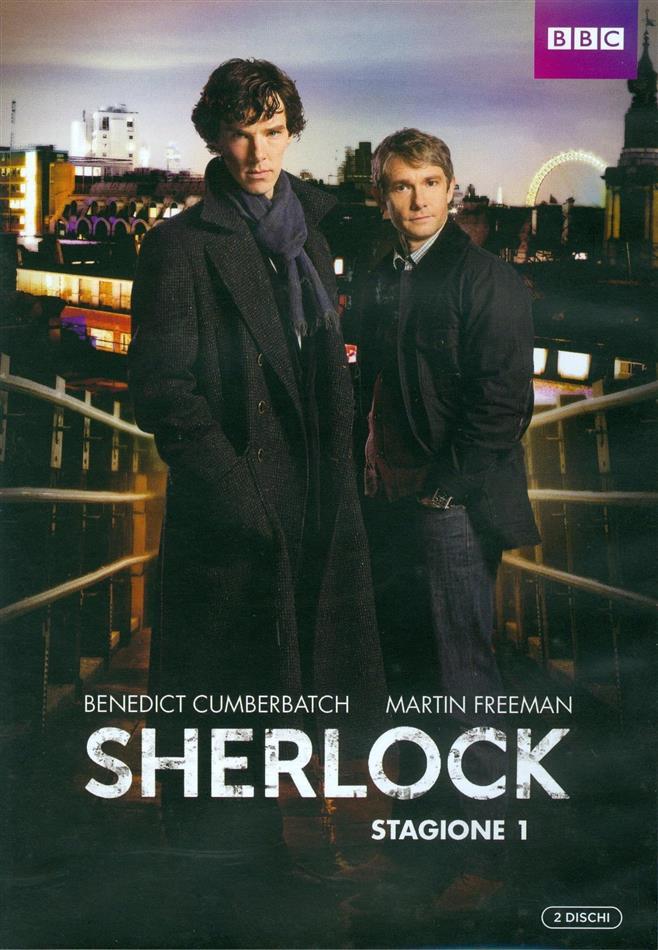 Sherlock - Stagione 1 (BBC, 2 DVDs)