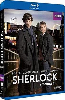 Sherlock - Stagione 1 (BBC, 2 Blu-ray)