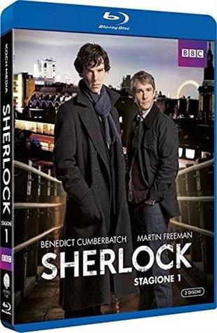 Sherlock - Stagione 1 (BBC, 2 Blu-rays)