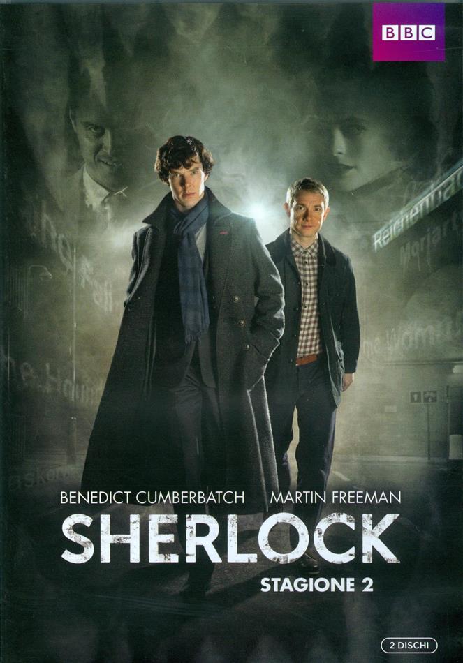 Sherlock - Stagione 2 (BBC, 2 DVDs)