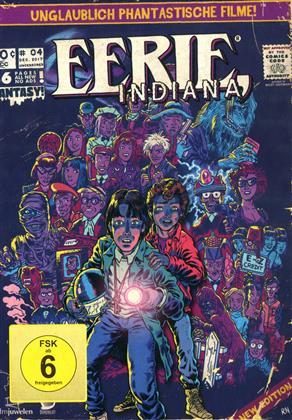 Eerie, Indiana - Die komplette Serie (Filmjuwelen, Limited Edition, Mediabook, 3 DVDs)