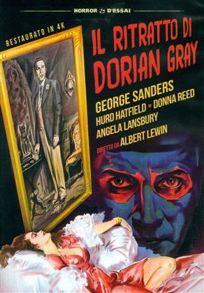 Il ritratto di Dorian Gray (1945) (Horror d'Essai, n/b, Versione Rimasterizzata)