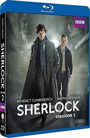 Sherlock - Stagione 2 (BBC, 2 Blu-rays)