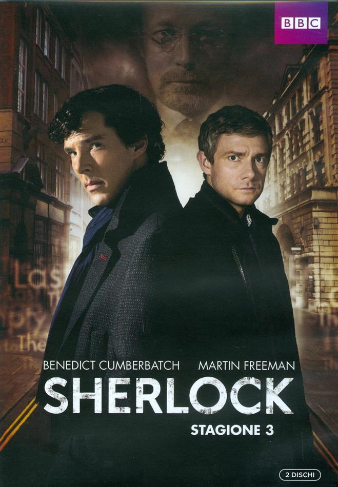 Sherlock - Stagione 3 (BBC, 2 DVDs)