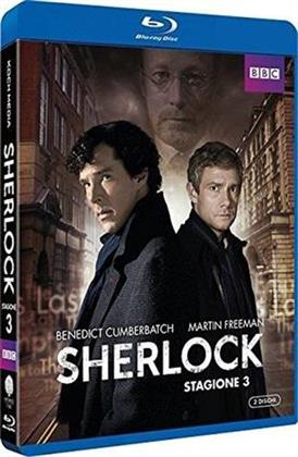 Sherlock - Stagione 3 (BBC, 2 Blu-rays)