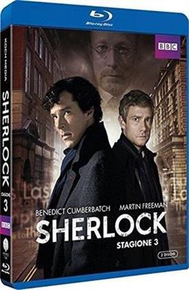 Sherlock - Stagione 3 (BBC, 2 Blu-ray)