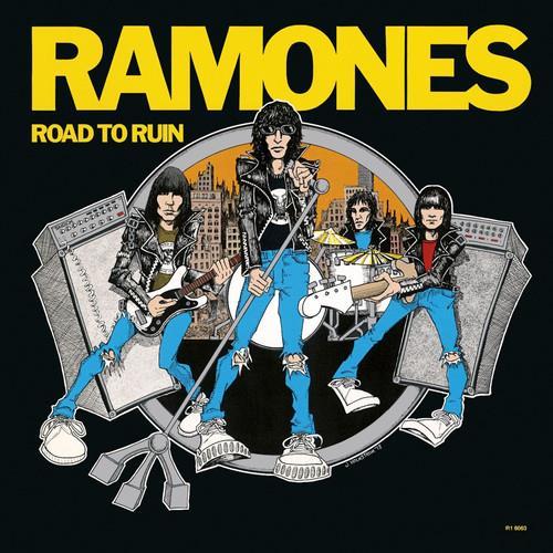 Ramones - Road To Ruin (2018 Reissue, LP)