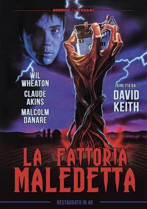 La fattoria maledetta (1987) (Horror d'Essai, Versione Rimasterizzata)