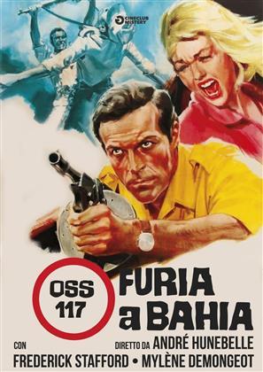 Oss 117 furia a Bahia (1965) (Cineclub Mistery)