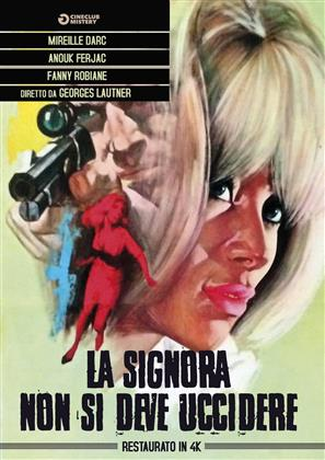 La signora non si deve uccidere (1967) (Cineclub Mistery, Versione Rimasterizzata)