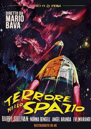 Terrore nello spazio (1965) (Sci-Fi d'Essai, Remastered)