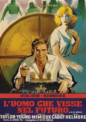L'uomo che visse nel futuro (1960) (Sci-Fi d'Essai, Remastered, Special Edition)