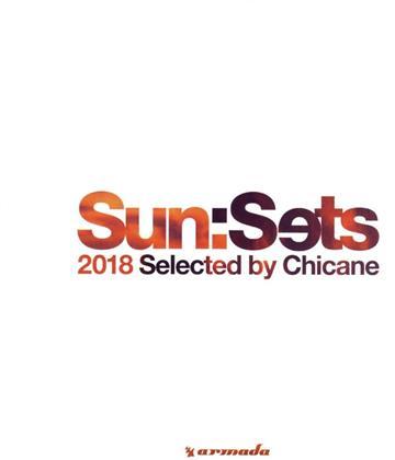 Chicane - Sun:Sets 2018 (2 CDs)