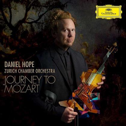 Wolfgang Amadeus Mozart (1756-1791), Joseph Haydn (1732-1809), Daniel Hope & Zurich Chamber Orchestra - Journey To Mozart