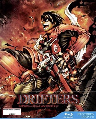 Drifters - Episodi 1-12 (Box, Limited Edition, 3 Blu-rays)