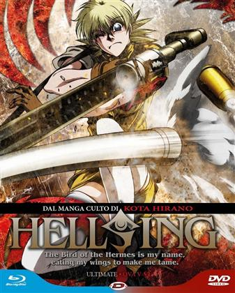 Hellsing - Ultimate OVA 5 & 6 (Limited Edition, Blu-ray + DVD)