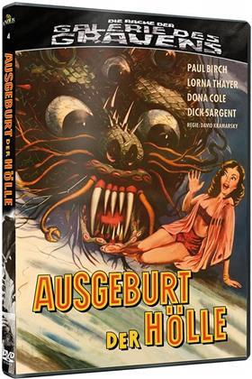 Ausgeburt der Hölle (1955) (Die Rache der Galerie des Grauens, s/w, Limited Edition, Uncut)