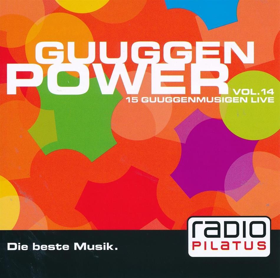 Guuggen Power - Vol. 14