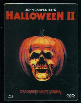 Halloween 2 (1981) (FuturePak, Lenticular, Steelbook, Uncut)