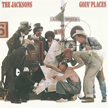 The Jacksons - Goin' Places (2018 Reissue, LP)