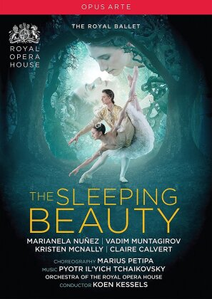 Royal Ballet, Orchestra of the Royal Opera House, Koen Kessels, … - Tchaikovsky - Sleeping Beauty (Opus Arte)