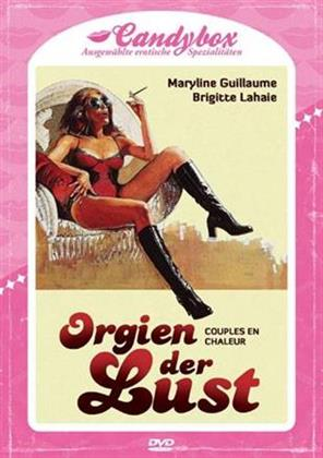 Orgien der Lust - Couples en chaleur (1977) (Kleine Hartbox, Candybox - Ausgewählte erotische Spezialitäten, Limited Edition, Uncut)