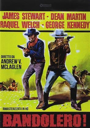 Bandolero! (1968) (Cineclub Classico, Remastered)