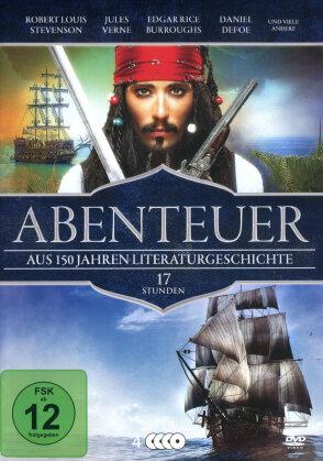 Abenteuer - Aus 150 Jahren Literaturgeschichte (4 DVDs)