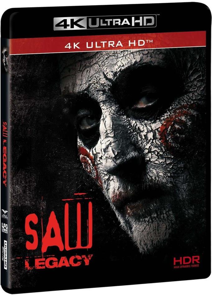 Saw Legacy - Saw 8 (2017) (4K Ultra HD + Blu-ray)