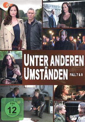 Unter anderen Umständen - Fall 7 & 8 (Box, 2 DVDs)