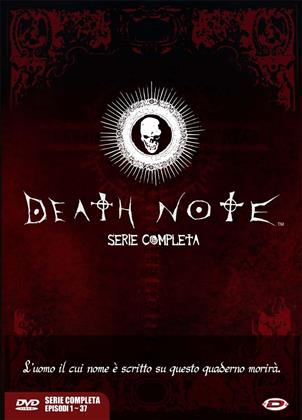 Death Note - Serie Completa (5 DVD)