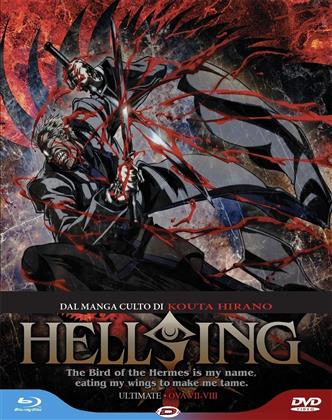 Hellsing - Ultimate OVA 7 & 8 (Limited Edition, Blu-ray + DVD)
