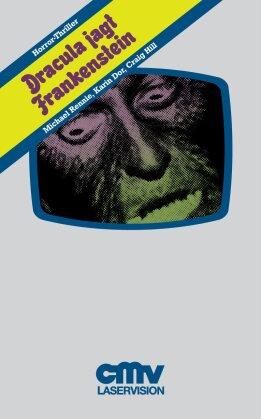 Dracula jagt Frankenstein (1970) (VHS-Edition, Grosse Hartbox, Limited Edition, Uncut)