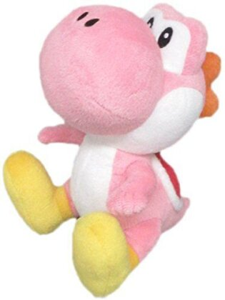 Nintendo: Yoshi - plüsch 17cm pink