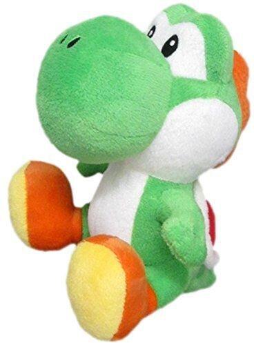 Nintendo: Yoshi - plüsch 17cm grün