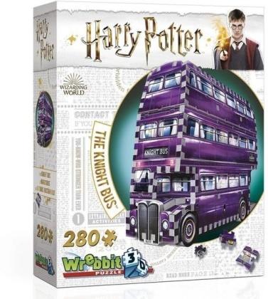 Harry Potter: Fahrender Ritter - 3D Puzzle