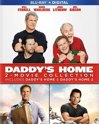 Daddy's Home 2-Movie Collection (2 Blu-rays)