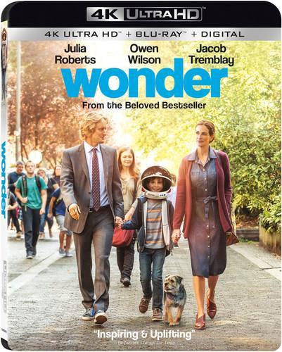 Wonder (2017) (4K Ultra HD + Blu-ray)