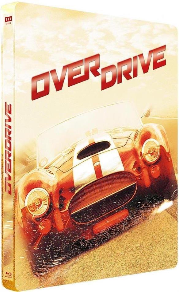 Overdrive (2017) (Steelbook)