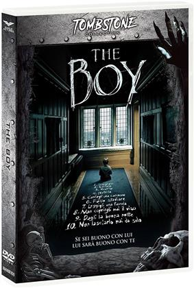 The Boy (2016) (Tombstone Collection)