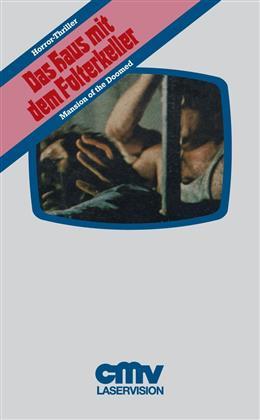 Das Haus mit dem Folterkeller (1976) (VHS-Edition, Grosse Hartbox, Limited Edition, Uncut)