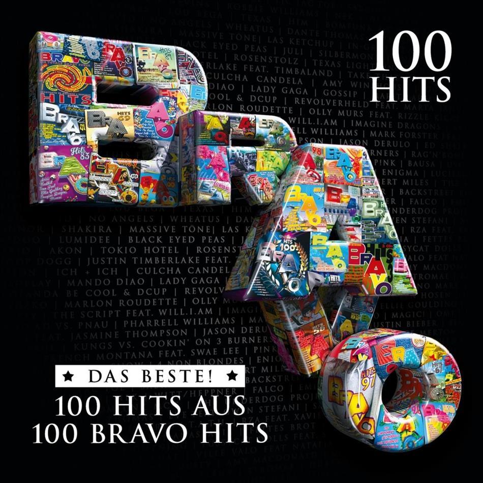 Bravo Hits - Das Beste Aus 100 Bravo Hits (5 CDs)