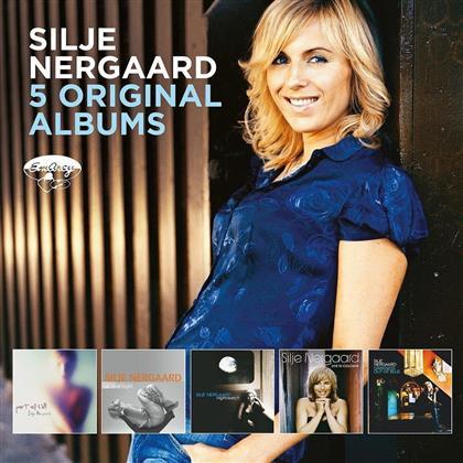 Silje Nergaard - 5 Original Albums (5 CDs)