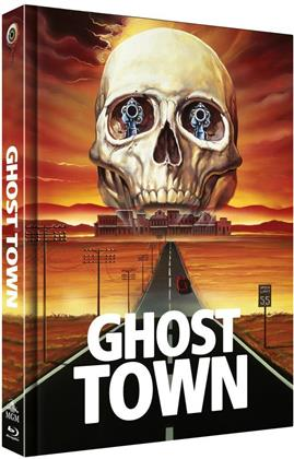 Ghost Town (1988) (Cover A, Collector's Edition, Limited Edition, Mediabook, Uncut, Blu-ray + DVD)