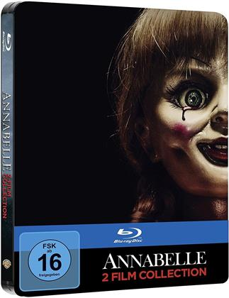 Annabelle - 2-Film Collection (Limited Edition, Steelbook, 2 Blu-rays)